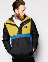 The North Face Rage Mountain Anorak - Yellow