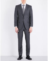 Gieves & Hawkes Fine-stripe Regular-fit Wool Suit