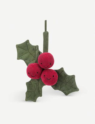 Jellycat Amuseable Holly soft plush toy 17.8cm