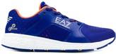 Emporio Armani Ea7 lace-up logo sneakers