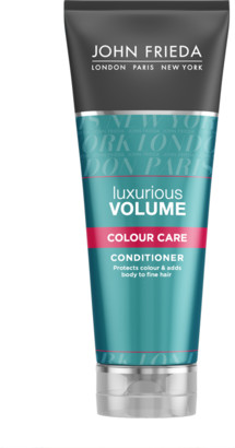 John Frieda Luxurious Volume Touchably Full Conditioner for Colour-Treated Hair 250ml