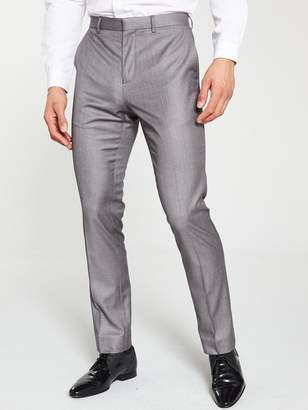 Very SlimSuit Trouser - Grey