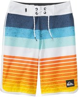 Quiksilver Boys' Caliber Scallop Youth 18 Boardshort (820) - 8147984