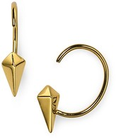 Diane von Furstenberg Spike Stud Earrings