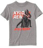 Crazy 8 Kylo Ren Star Wars TeeTM