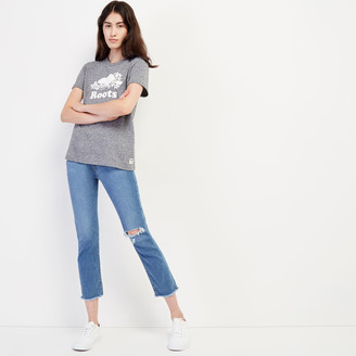 Roots Womens Cooper Beaver T-shirt