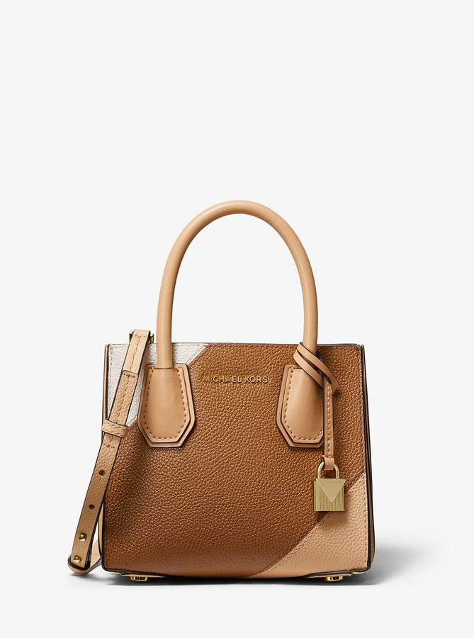e497256bdc80 Michael Kors Mercer Crossbody - ShopStyle