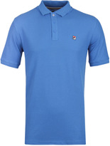 Fila Cranze Ocean Blue Short Sleeve Polo Shirt