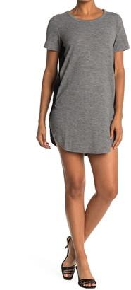 Collective Concepts Colorblock T-Shirt Dress