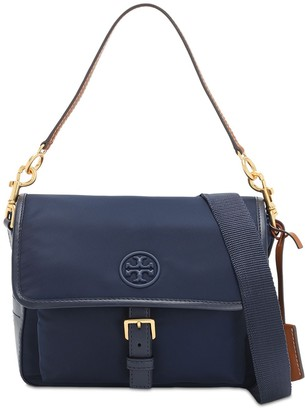 Tory Burch Perry Nylon Color Block Cross Body