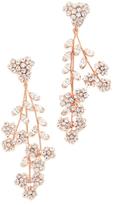 Jennifer Behr Violette Chandelier Earrings