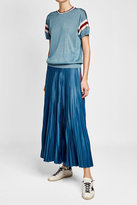 Golden Goose Deluxe Brand Pleated Maxi Skirt