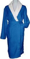 Asstd National Brand Pacific Coast Textiles Flannel Bath Robe
