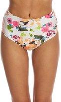 B.Swim Hanalei Fields HiWaist Bikini Bottom - 8156870