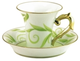 "Bernardaud Frivole"" After Dinner Saucer"