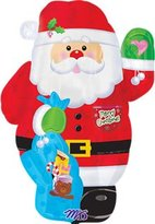 """ToyCentre M And D 18"""" Santa Junior Shape Balloon (1 Ct) (1 Per Package)"""