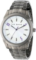Ted Baker Bracelet Collection Silver-Tone Dial Men's Watch #TE3032