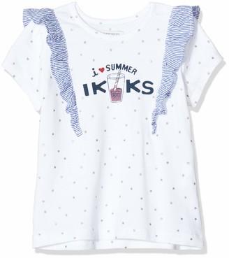 Ikks Junior Baby Girls' Tee-Shirt I Love Summer T