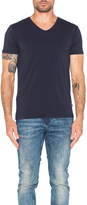 Scotch & Soda Classic V Neck Tee