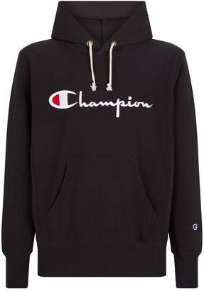 Champion Big Logo Embroidery Hoodie