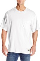 Russell Athletic Men's Big-Tall Short Sleeve One Pocket Tee