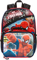 LICENSED PROPERTIES Spider-Man Backpack with Lunchkit - Boys