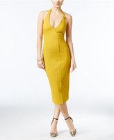GUESS Odiana Halter Midi Dress