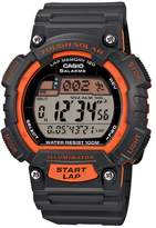 Casio Men's Tough Solar 120-Lap Digital Watch