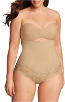 Maidenform Curvy Firm Foundations Firm Control High-Waist Control Briefs - Plus