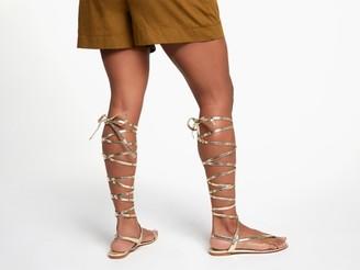 Jlo Jennifer Lopez Stormie Gladiator Sandal