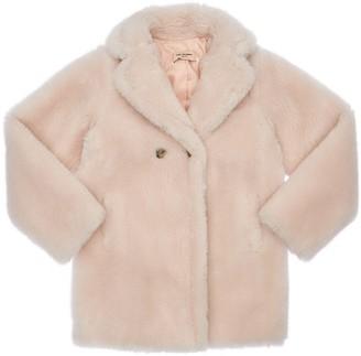 Yves Salomon Enfant Wool Coat