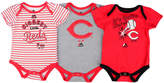 Majestic Cincinnati Reds Homerun 3-Piece Set, Baby Boys (0-9 months)