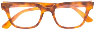 Ray-Ban Patterned Square Frame Glasses