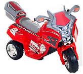 Lil' Rider Top Racer Sport Bike 6V Ride-On