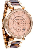 Michael Kors Glitz Parker Watch