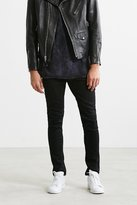 Cheap Monday X UO Tight Worn Black Skinny Jean
