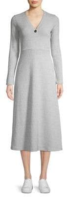 The Fifth Label Ribbed Midi Dress