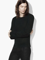 John Varvatos Cashmere Crewneck Sweater