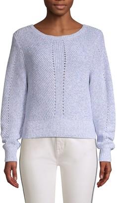 Joie Verlene Cotton & Cashmere Sweater