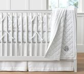 Pottery Barn Kids Belgian Linen Quilt Set