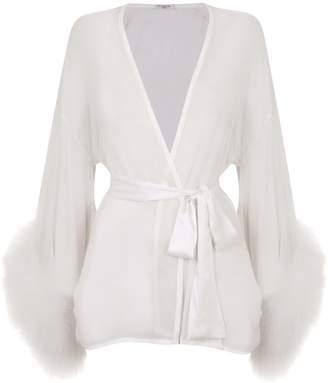 Gilda & Pearl Diana Kimono Ivory
