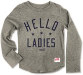 PREFRESH - Baby Boy's Hello Ladies T-Shirt