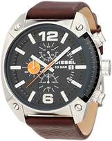Diesel Men's DZ4204 Advanced Brown Watch