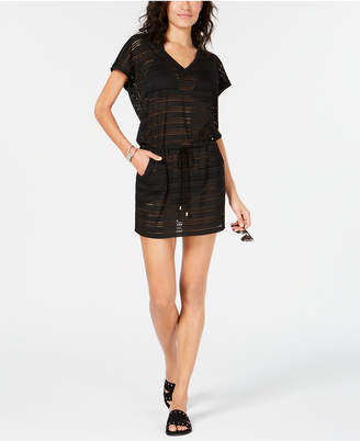 Calvin Klein Crochet Cover-Up, Women Swimsuit