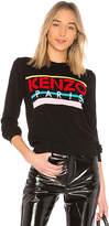 Kenzo Crewneck Paris Sweater