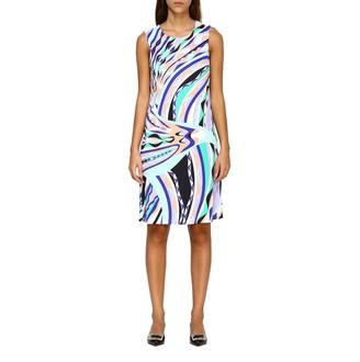 Emilio Pucci Dress Sheath Dress With Print