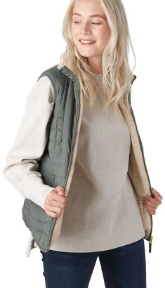 Stoic Reversible Insulated Vest - Women's