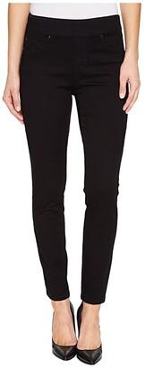 Tribal Pull-On 31 Dream Jeans in Black (Black) Women's Jeans