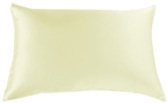 Mulberry Royal Comfort Silk Pillow Case Twin Pack Ivory