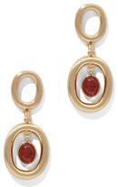New York & Co. Eva Mendes Collection - Semiprecious Stone Drop Earring